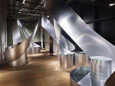 Diesel Denim Gallery, Japan  Chikara Ohno and Makoto Tanijiri