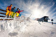JASNÁ V ZIME - Jasná Nízke Tatry Mountain Resort, Winter Holidays, Snowboarding, Mount Everest, Fairy Tales, Basketball Court, Fair Grounds, Mountains, World