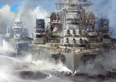 American Battleships of WW2 | loading posted in images on april 30th 2007 by tiki god report this ...