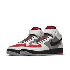 official photos 0098f 97e39 El Calzado personalizado Nike Air Force 1 Mid By You