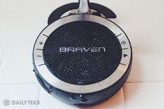 Braven Mira: a Bluetooth speaker that's not afraid of water