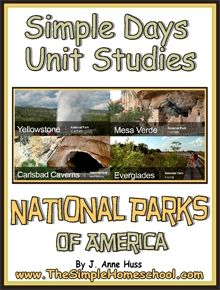 Simple Schooling National Parks of America