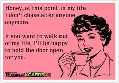 Zasada, którą dawno już wprowadziłam w moje życie ;)