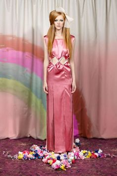 Gangsta Girly Fashion - The Lady Petrova SS12 Collection is Fit for Lana Del Rey (GALLERY)