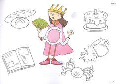 NUESTRO RINCON DE LECTURA.   enmiclasedellapizrojo Home Schooling, Homeschool, Album, Education, Comics, Blog, Kids, Fictional Characters, Rey