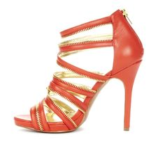 Tangerine Tango Open toe sandals - Makenna