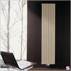 Wohnheizkörper ScalaM vertikal – SEBASTIAN e.K. – zeitlose Eleganz #designheizkörper #einrichtung