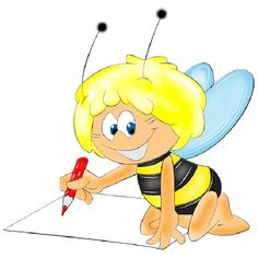 Maya The Bee - Funny Honey Bee's