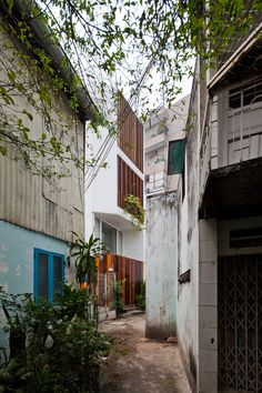 Micro Town House 4x8m by MM    ARCHITECTS (2)
