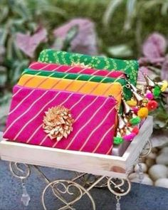 Amazing Yet Affordable Haldi Favour Ideas For Your Guests! Gift Ideas For Weddi. Amazing Yet Affordable Haldi Favour Ideas For Your Guests! Gift Ideas For Wedding Guests In Indian Homemade Wedding Favors, Creative Wedding Favors, Unique Wedding Favors, Wedding Decorations, Weeding Favors, Wedding Ideas, Wedding Favor Bags, Wedding Prep, Wedding Crafts