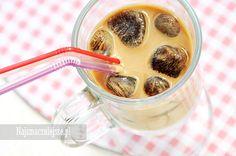Kawa mrożona, kawa, ice coffee, http://najsmaczniejsze.pl #kawa #icecoffee #coffee