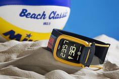 Swatch Touch Zero One – hodinky pro plážový volejbal