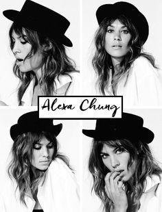 Post sobre a musa Alexa Chung e o seu estilo único - Post about Alexa Chung Style #fashion #musa #blogdemoda