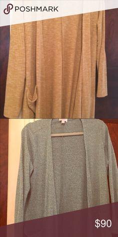 Long cardigan light brown | Long cardigan, Light browns and Brown