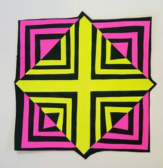 notan two sided neon paper 7th Art Ed Central