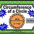 Pi Day: These math task cards will work well for National Pi Day! You will receive 30 task cards for your students to practice calculating the cir...