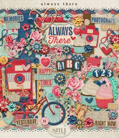 Always There | Shabby Miss Jenn Designs