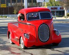 Custom Cab Over Engine Flatbed Truck | Flickr - Photo Sharing!