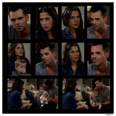 #GH #GH50 *Fans if used (re-pinned) please keep/give credit (alwayzbetrue)* #SamTrick Sam & Patrick with Danny