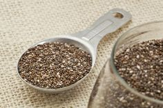 Chia Seeds  This super seed is being lauded as the new magical food for total nutrition, and while you should always be sure to eat a balanced diet, these tiny little seeds sure do pack an enormous healthy punch in just a couple of tablespoons. One of the most concentrated sources of omega 3 and omega 6 fatty acids these support heart health in addition to making your skin glow and your hair shine.