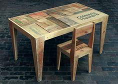 Furniture Designer Rupert Blanchard