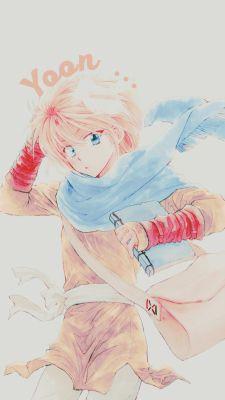 Akatsuki no Yona / Yona of the Dawn anime and manga || Yun Yoon