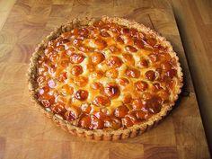 Votre recette : Tarte alsacienne aux mirabelles. Découvrez comment réaliser un etarte aux prunes façon Alsace !
