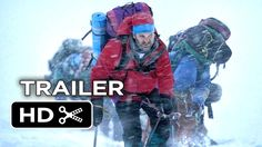"The #Everest Trailer will give you ""chills"". Starring Jake Gyllenhaal & Josh Brolin."