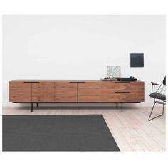 Minimalist Living Room Furniture, Living Room Interior, Modern Furniture, Furniture Design, Küchen Design, Interior Design, Black Luxury, Aluminium, Neue Trends