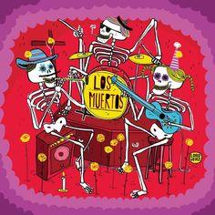 Eventos com inspiração mexicana tentam tirar tristeza do Dia de Finados http://folha.com/no1541430