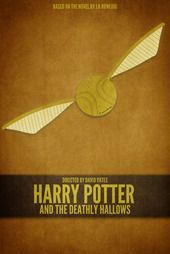 Harry Potter and the Deathly Hallows - Repostered - by Brock Weaver