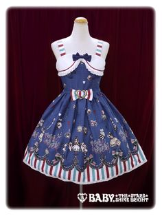 Alice and the Pirates Alice's Wonder Marine treasure jumper skirt