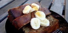 Banana Bread French Toast  #PaleOMG