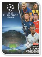 Topps Champions League 2016-2017