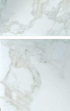 Calacatta Marble Porcelain Tile - Collection Series Arabesco