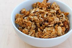 Reese's Peanut Butter Chip Granola - Treats With a Twist