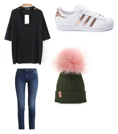 """Untitled #710"" by jamiesowers14 on Polyvore featuring Calvin Klein and adidas"