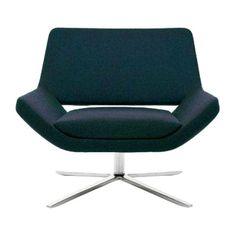 B&B Italia Metropolitan Revolving Armchair - $3,300 Est. Retail - $2,200 on Chairish.com