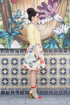 Anna Sui's Styling Tips on the ModCloth Blog