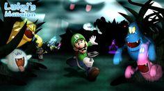 Melody Pianissima, Luigi's Mansion Set by Nibroc-Rock on DeviantArt Special Games, Luigi's Mansion, Prince, Mario Bros, Bowser, Jokes, Fan Art, Deviantart, Mansions