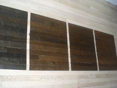 brick walls white oak floors stained ebony - Google Search