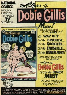 The Many Loves of Dobie Gillis Comic Book Retro Advertising, Vintage Advertisements, Tv Land, Free Youtube, Old Ads, Classic Tv, I Got This, Nostalgia, Comic Books