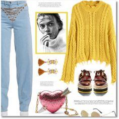 Fancy Jeans & Sweaters
