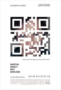 Love this adaptation of QR codes.