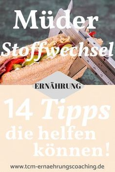 Statt einer Diät kurble lieber deinen Stoffwechsel an Tired metabolism? Here I give you 14 tips on how to get your metabolism back on track and why you should try instead of a diet rather to boost your metabolism; Diet And Nutrition, Healthy Diet Tips, Fitness Nutrition, Health Diet, Healthy Smoothies, Paleo Diet, Menu Dieta, Fat Burning Drinks, Health Foods