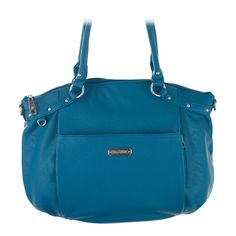 Shelby-Ocean Bag - Just $16!  Get it before it's gone!  Look for the matching clutch!  https://jancavallo.GraceAdele.us