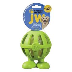 JW Pet Company Crackle Heads Crackle Cuz Dog Toy, Small, Colors Vary * Check this awesome product by going to the link at the image. (This is an affiliate link and I receive a commission for the sales) Online Pet Supplies, Dog Supplies, Dog Chew Toys, Dog Toys, Pet Supply Stores, Small Puppies, Pet Mat, Happy Animals, Small Breed