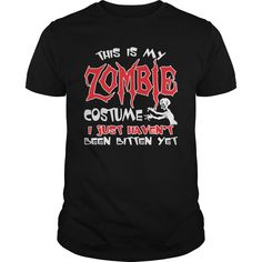 Get yours nice This is my zombie costume 2 Shirt Shirts & Hoodies.  #gift, #idea, #photo, #image, #hoodie, #shirt, #christmas