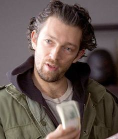 Vincent Cassel as Philippe Laroche (Dérapage (Derailed), Vincent Cassel, Secret Lovers, Monica Bellucci, Portraits, Celebrity Crush, Blue Eyes, Beautiful People, Cinema, Hollywood