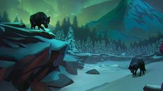 Survival game The Long Dark is getting a brand new episode for its story mode, Wintermute, in December this year. Unlike the first two episodes, Episode Three doesn't currently have a title. Expect one to be announced in the coming months. The Long Dark, Long A, Kubz Scouts, Earth Defense Force 5, Ps4 Review, Dark Winter, Design Graphique, Its Cold Outside, Best Games